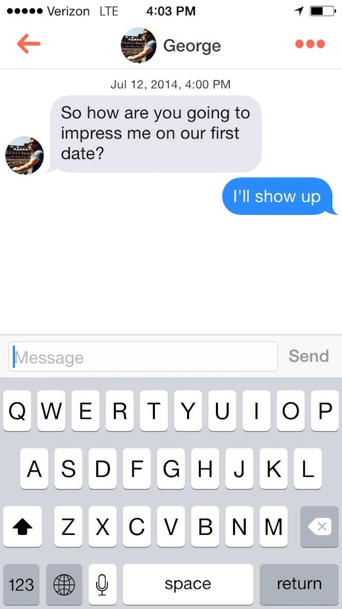 witty opening lines