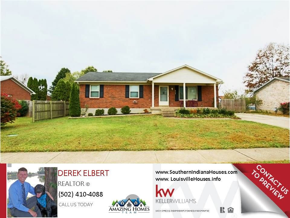 4538 Greymont Dr, Louisville, KY 40229 Great Location
