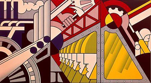 Roy Lichtenstein - Preparedness (1968)