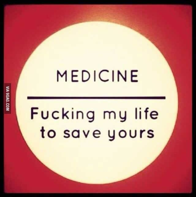 For all med students out there.