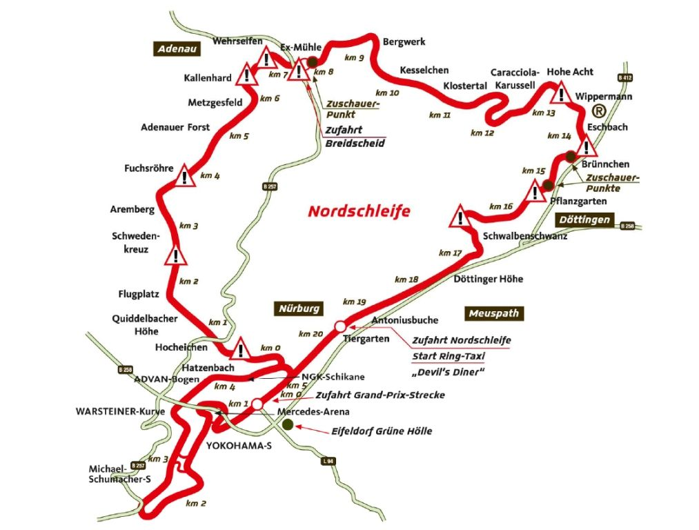 Nordschleife Map Cars And Gear Pinterest Top Gear And Cars - Germany map nurburgring