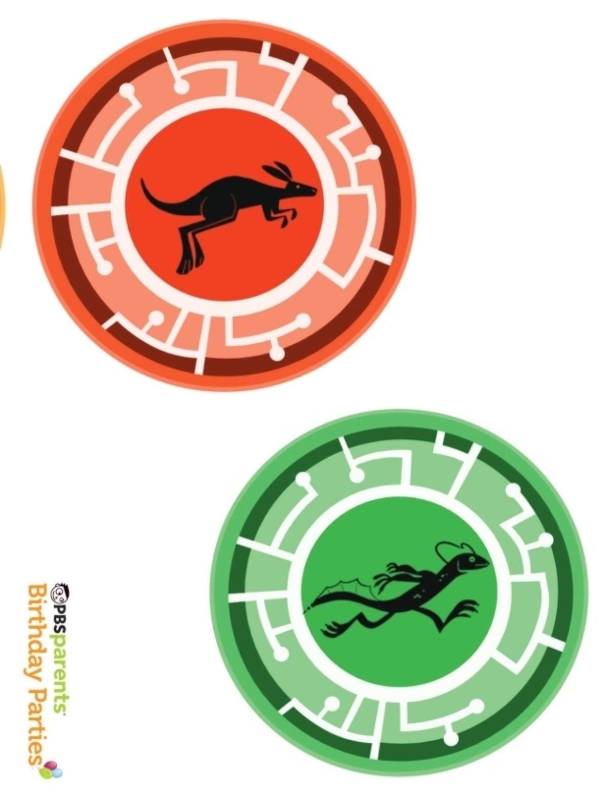 Wild Kratts Creature Power Discs Kids Pbs Kids For Parents In 2020 Wild Kratts Wild Kratts Party Wild Kratts Birthday