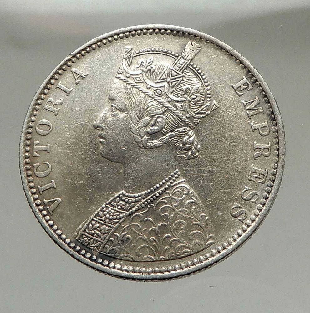 1888 INDIA under British United Kingdom QUEEN VICTORIA