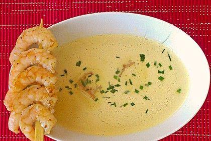 Zitronengrassuppe mit Lachs (Rezept mit Bild) von kranzdarm | Chefkoch.de