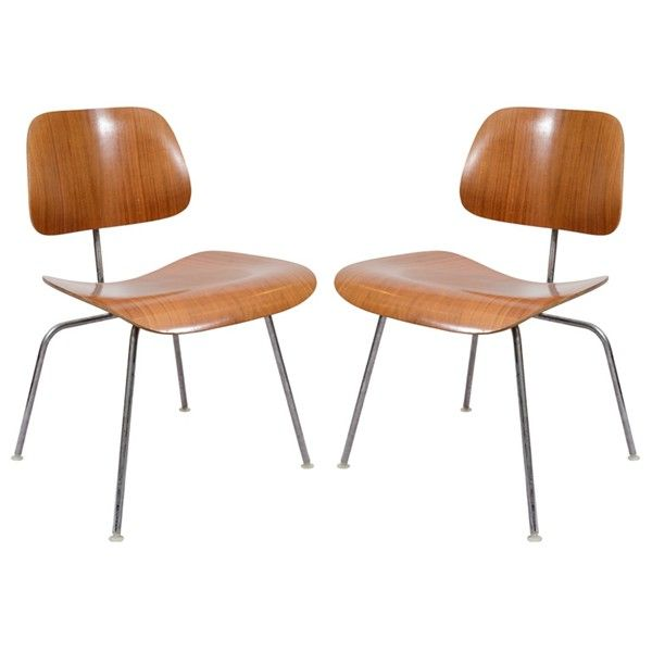 herman miller wood chair. set of 5 mid century eames for herman miller walnut dcm chairs wood chair