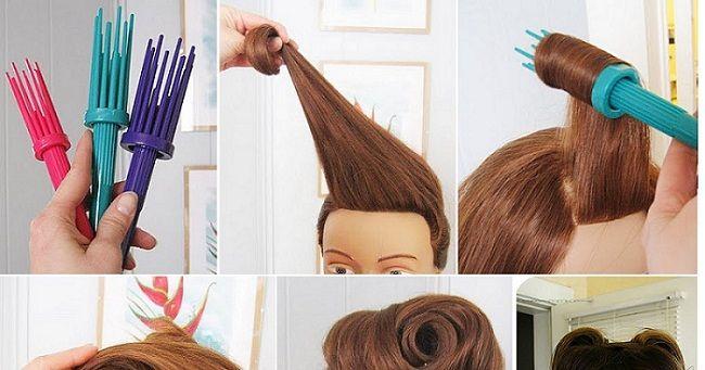 Victory Rolls: Vintage Hairstyle Tutorial