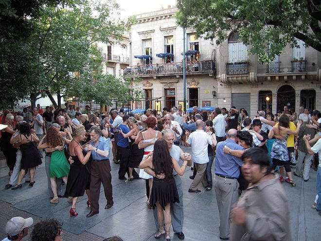 Argentine tango - Buenos Aires