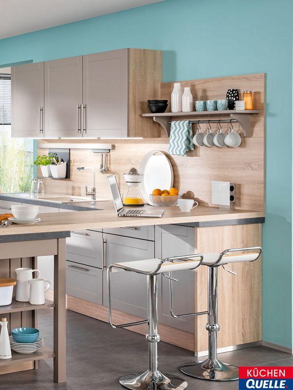 Tolle Wohnküche Design Layout Bilder - Küchenschrank Ideen ...