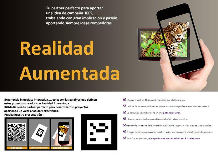 Colaboración para una revista de Panamá para interactuar con la Realidad Aumentada con el aplicativo Mi3D.