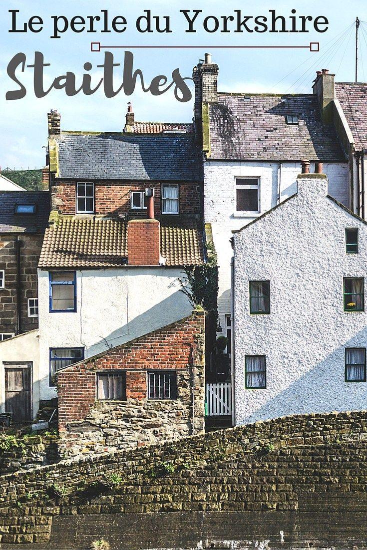 Staithes: Le perle du Yorkshire #1.: