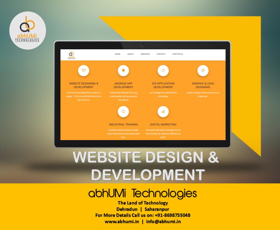 Abhumi Website Designing Technologies Technology Followforfollow Instalike Likeforlike Website Solu Web Development Design Best Web Design Web Design