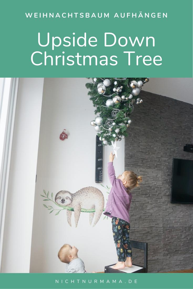 Weihnachtsbaum Kindersicher