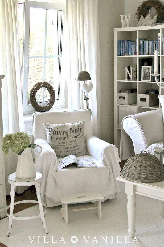 villa vanilla nike 39 s house vol ii livingroom pinterest haus landhaus und wohnen. Black Bedroom Furniture Sets. Home Design Ideas