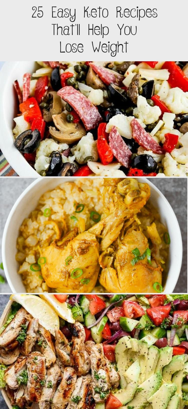 25 Easy Keto Recipes That'll Help You Lose Weight – Keto