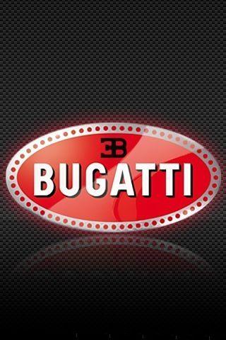 bugatti car logo design