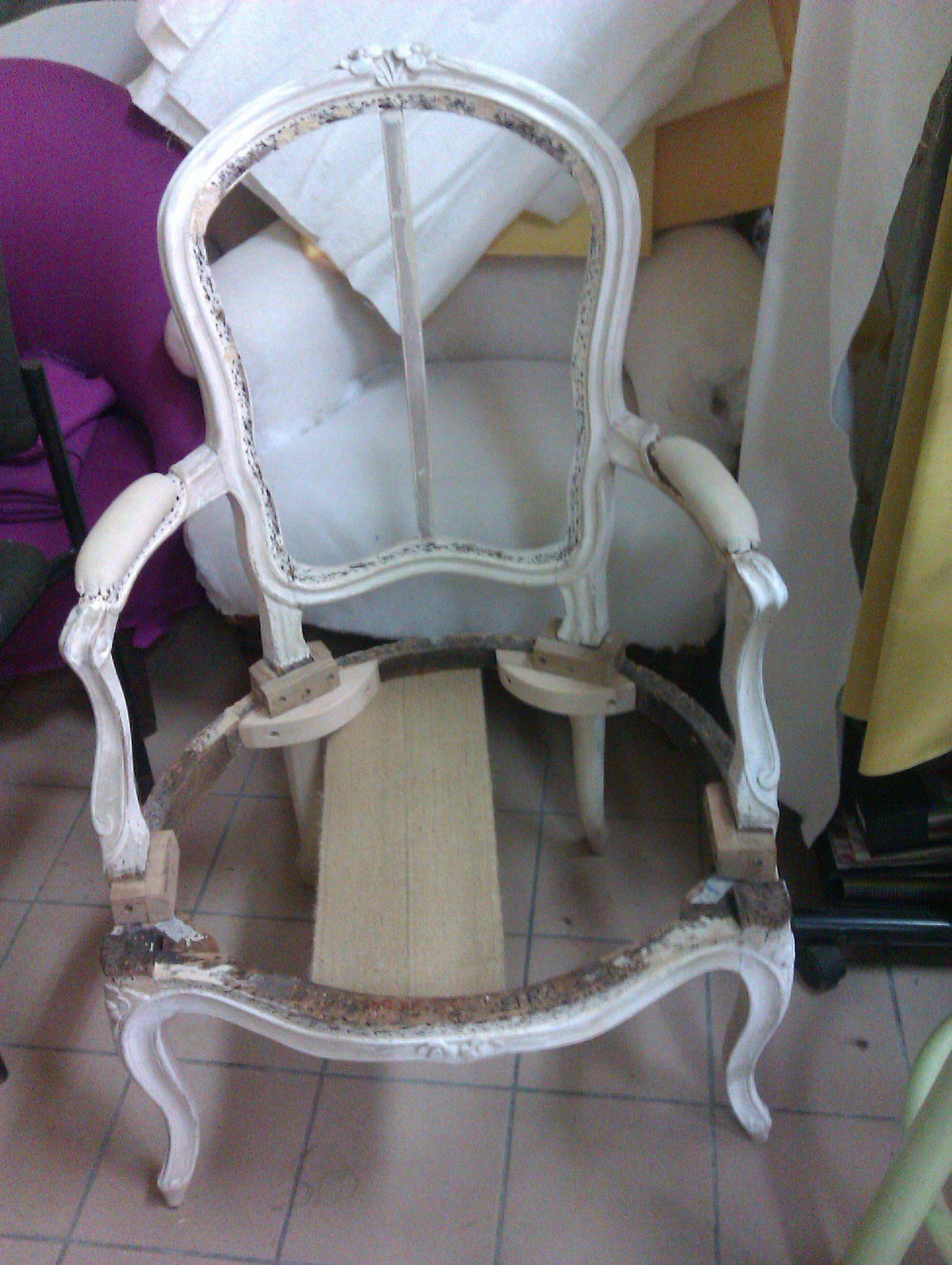 Refaire Un Fauteuil Louis Xvi fauteuil louis xv et salon louis xvi avant apr s cottage et