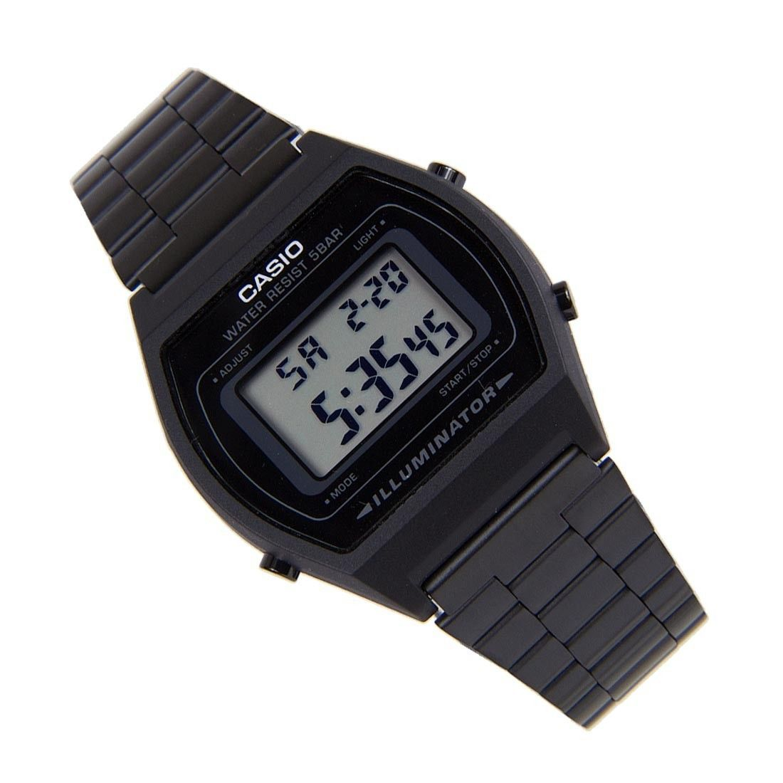 e20d8e0fdc1 Sports Watch Store - Casio B640WB-1A B640WB-1 Digital Quartz Illuminator Classic  Vintage