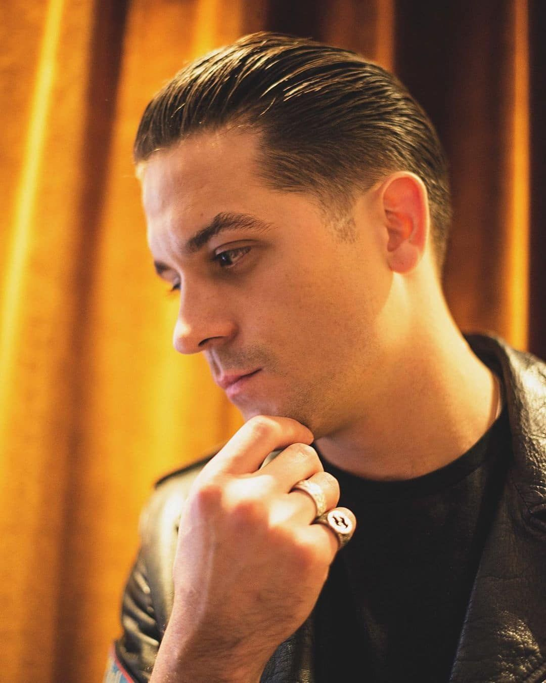 G Eazy Hairstyle : hairstyle