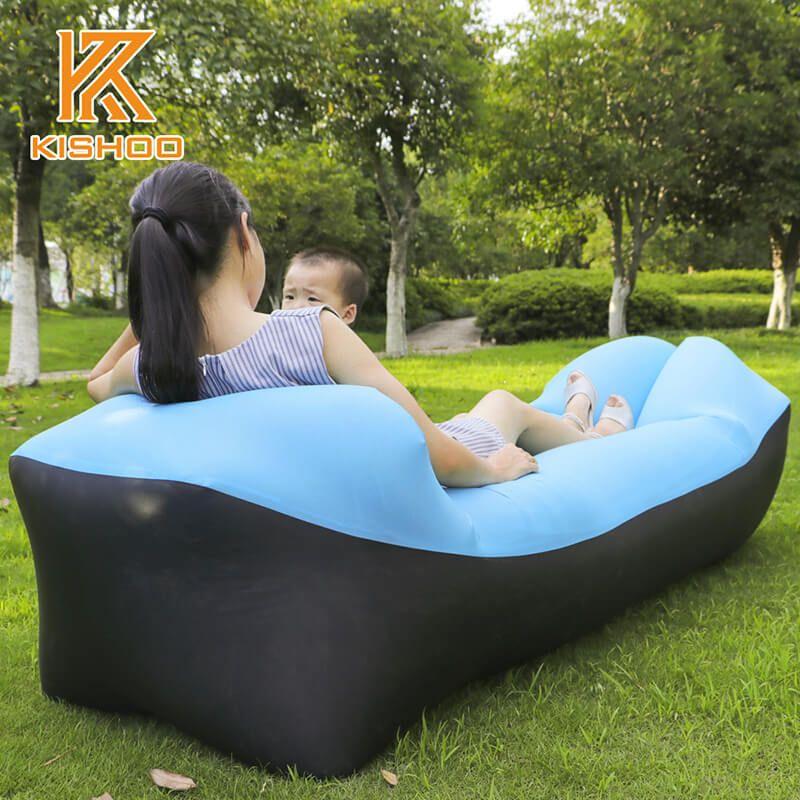 Comprar Nave de la gota verano perezoso saco inflable aire sofá cama ...