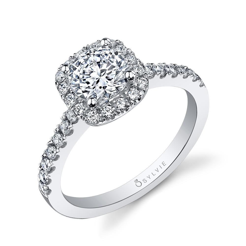 Engagement rings square diamond engagement rings pinterest