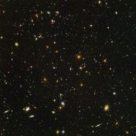Deep field--all galaxies
