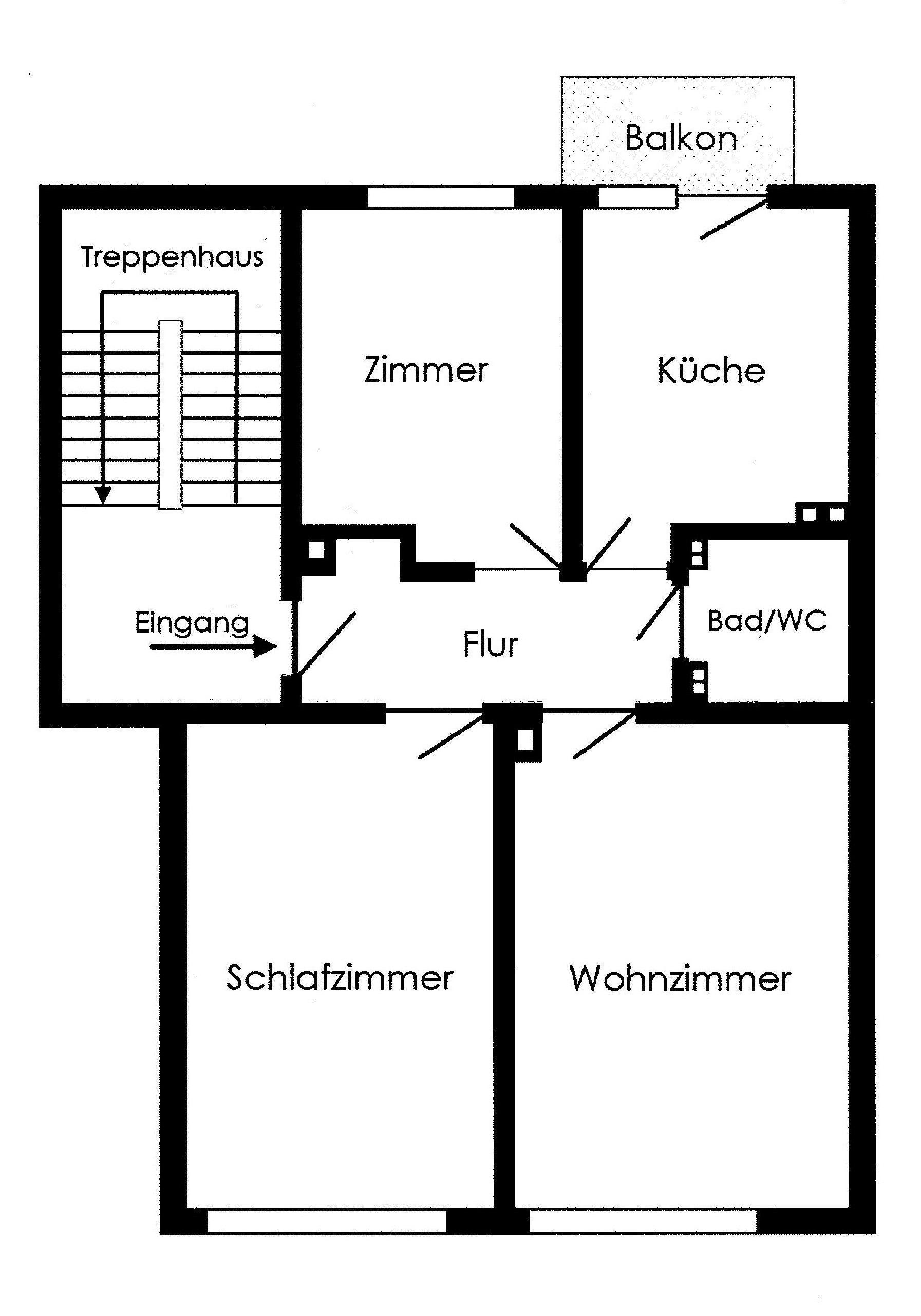 3 Zimmer Wohnung Nürnberg