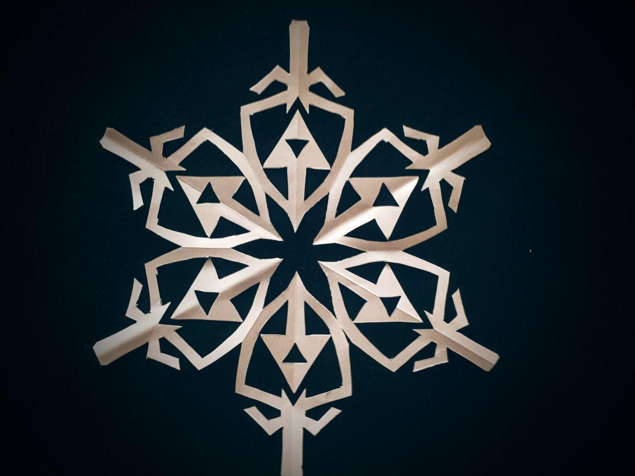 zelda snowflake template  Pin on Zelda
