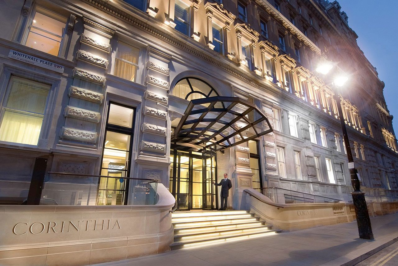 A Graceful And Historic London Luxury Hotel That Sets New Standards Tripres London Luxury Hotels Corinthia Hotel London Corinthia Hotel