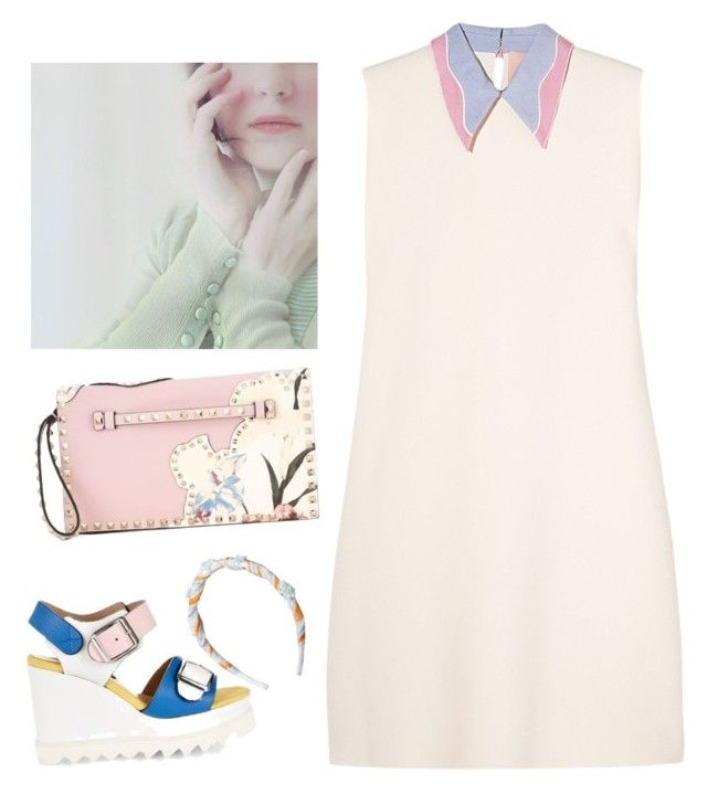 """Feeling Good"" by darlingreentea on Polyvore featuring Valentino, Roksanda, Chrissie Morris and I Pinco Pallino"