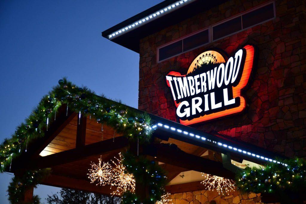 timberwood grill pigeon forge tn