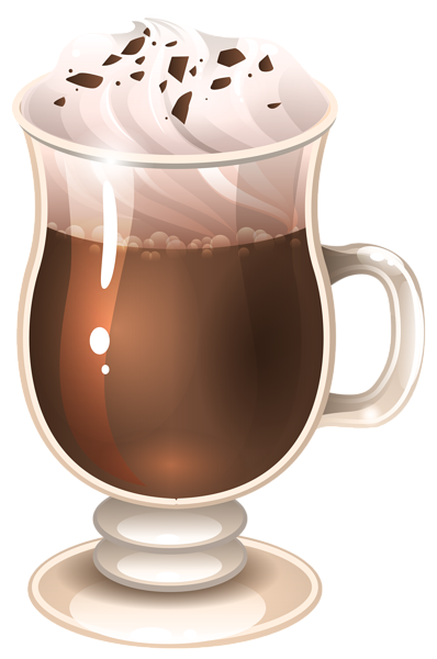 Glass Of Coffee Latte Food Drawing Coffee Cup Art Food Illustrations