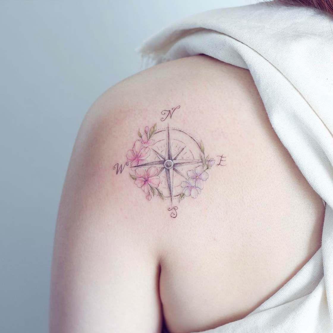 Pastel Tattoos Les Tatouages Poetiques De Mini Lau
