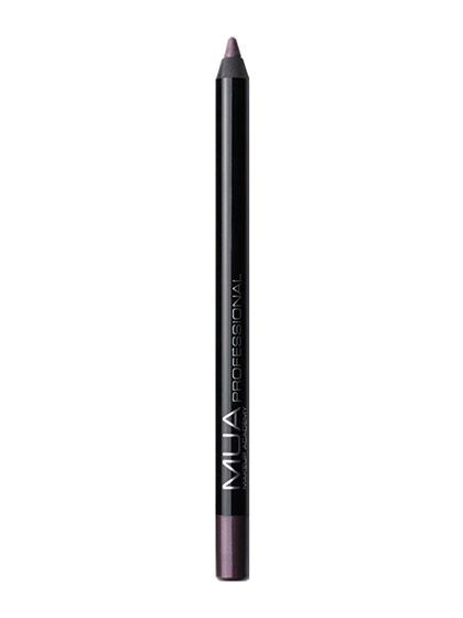 MUA Professional Intense Color Gel Eye Liner Here's a little off-the-radar drugstore brand worth checking out, particularly this budgeproof liner that delivers the same slick glide and saturated color of way pricier pencils. The one caveat: The tip wears down quickly, so plan on frequent sharpening.   Photo: Courtesy of MUA
