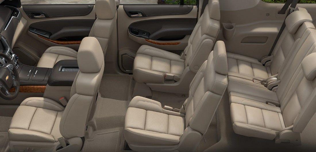 2019 Chevrolet Suburban Interior Chevrolet Suburban Chevy