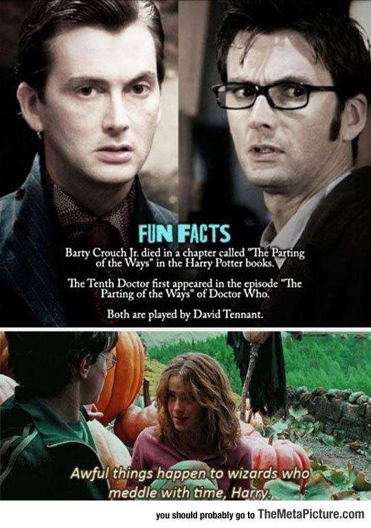 Two Worlds Collide Doctor Who Barty Crouch Jr Dr Who