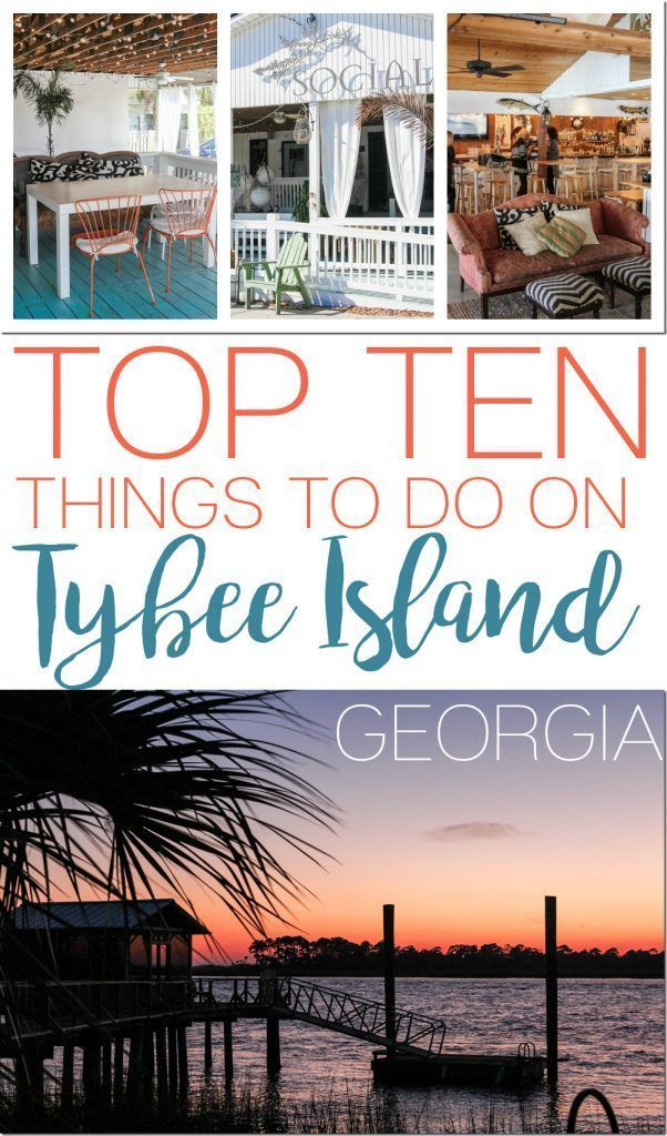 Top Ten Things to do in Tybee Island, (With images