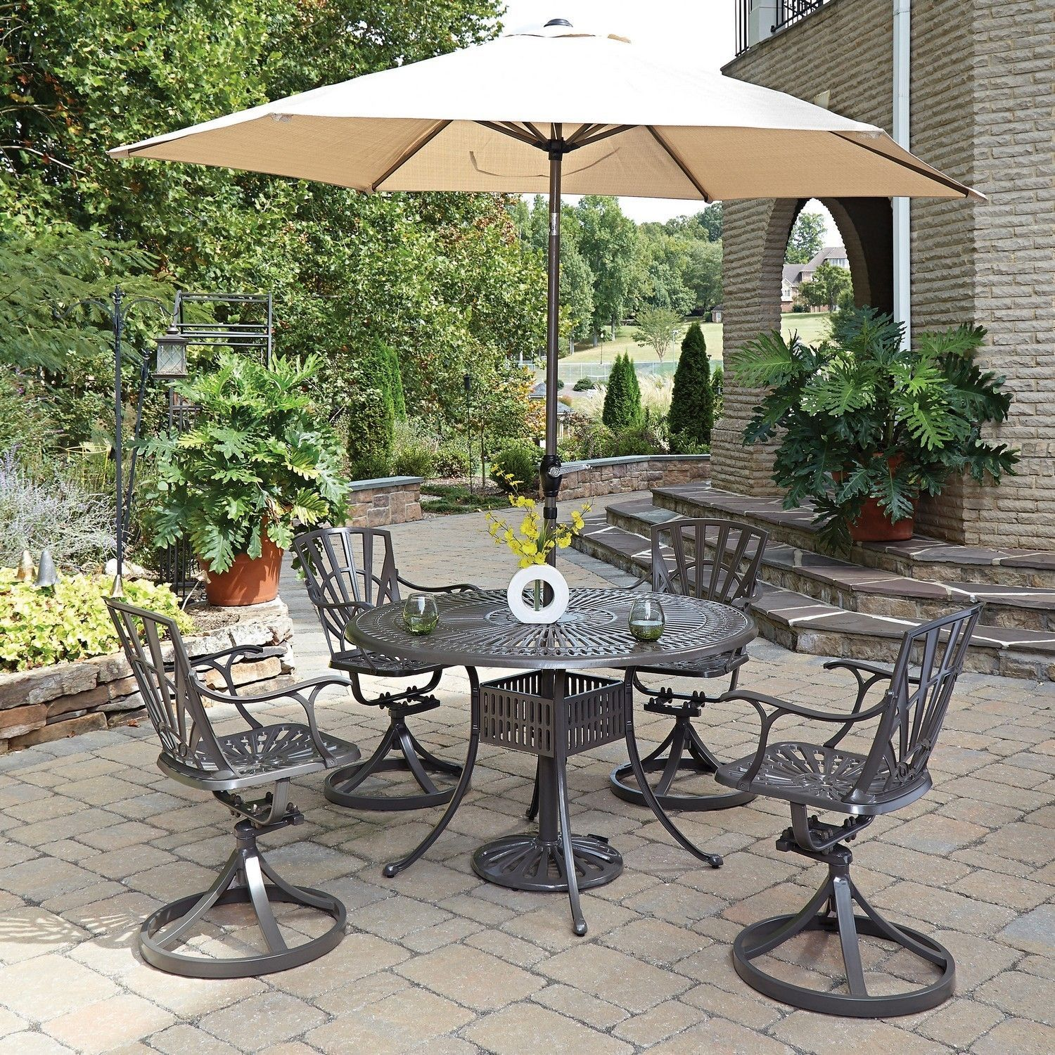 Online Shopping Bedding Furniture Electronics Jewelry Clothing More Outdoor Dining Set Patio 7 Piece Dining Set