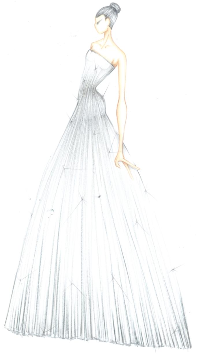 Givenchy Te Regala Un Vestido De Novia Gianfranco Reni