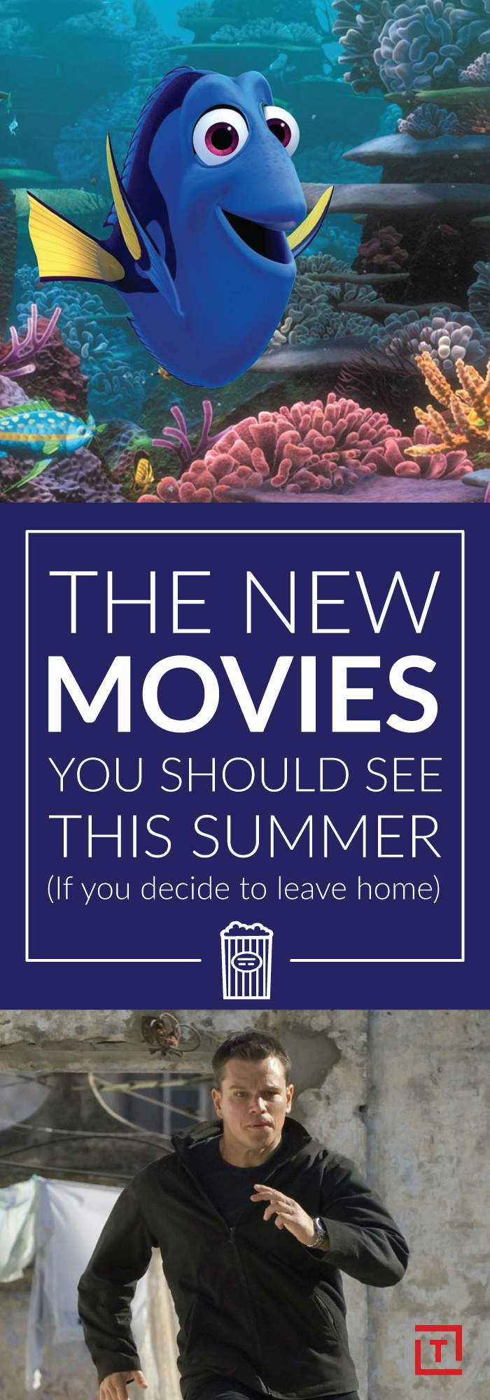 The New Movies Out This Weekend (Because Sometimes You
