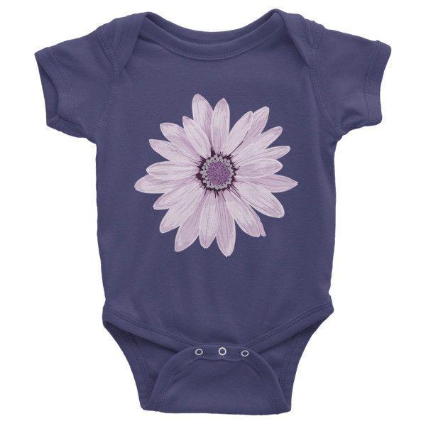 Daisy Infant short sleeve one-piece
