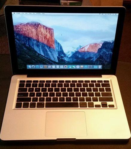 Apple Macbook Pro A1278 13 3 Laptop Late 2008