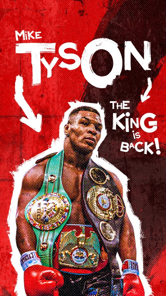 Shay On Twitter In 2021 Mike Tyson Boxing Boxing Images Mike Tyson