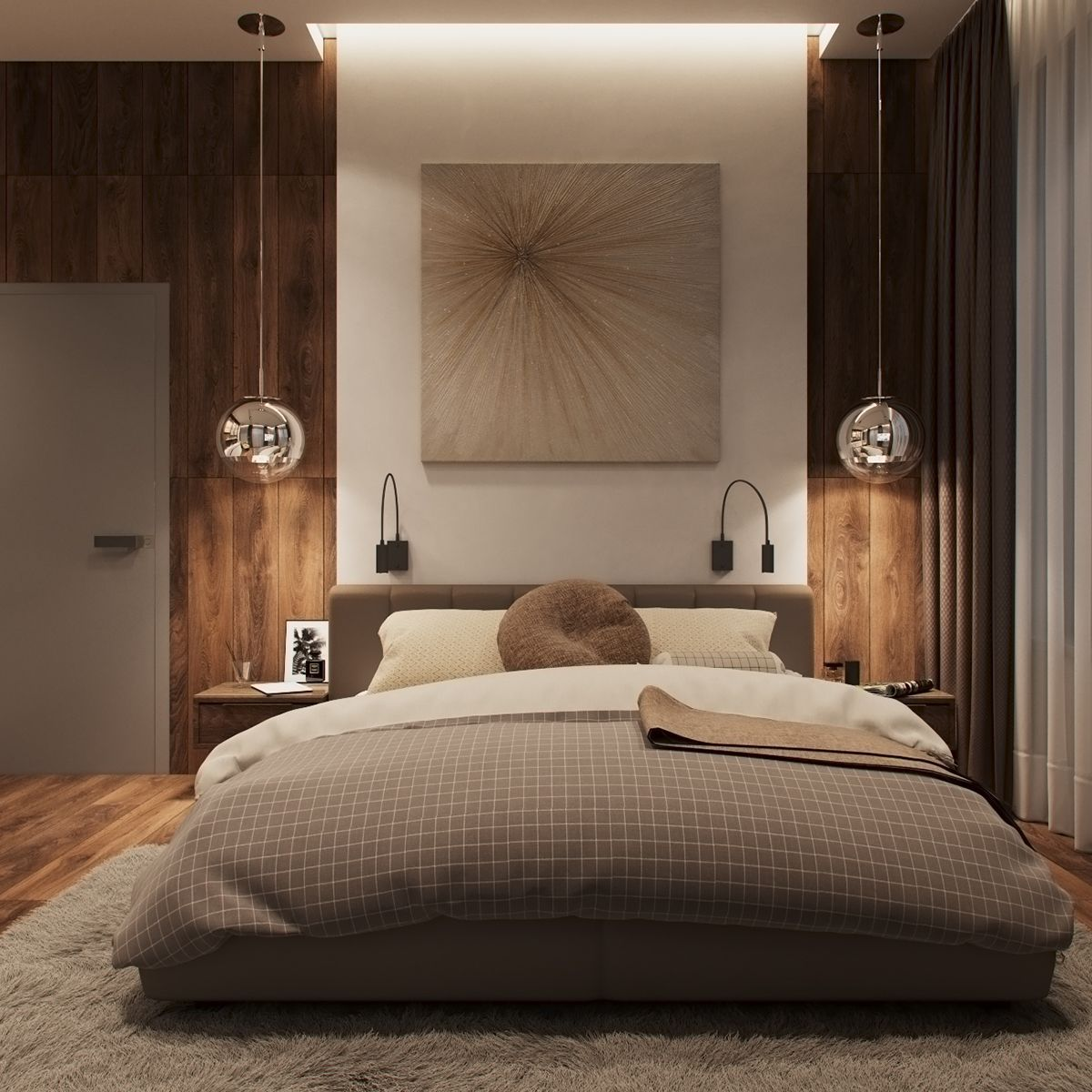 Cowok Desain Kamar Minimalis 3x3 - Rumah Desain