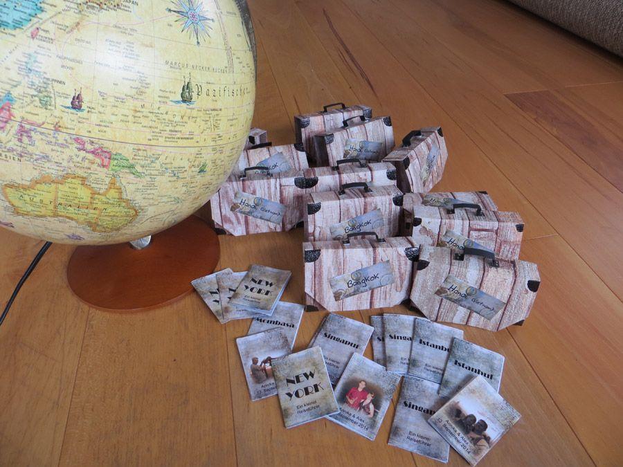 pin von julia kritzler auf hochzeitsthema pinterest reisekoffer origami und reisen de. Black Bedroom Furniture Sets. Home Design Ideas
