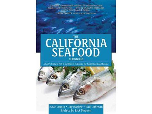 The California Seafood Cookbook - a great resource for those of us in California who are eating local fish.