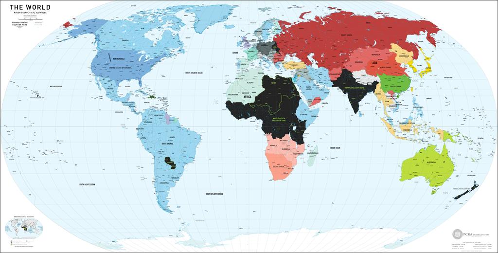 VME World Map Final by RvBOMally.deviantart.com on @DeviantArt