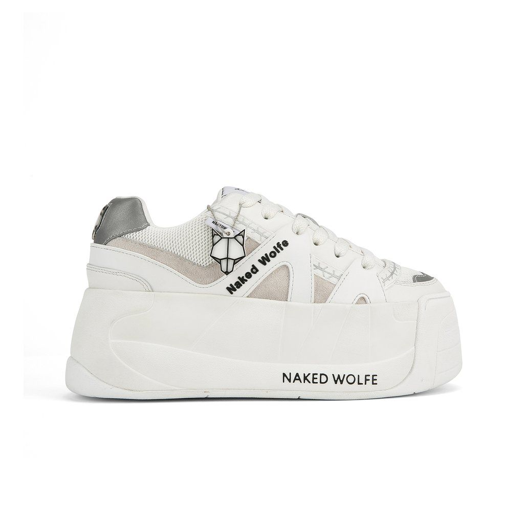 Naked Wolfe Track Women's Sneakers Neon