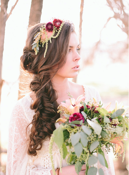 Stunning Wedding Hairstyles with Braids For Amazing Look in Your ...