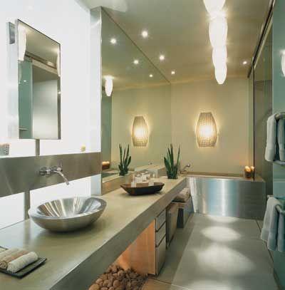 contemporary bathroom decor ideas. Modern Decor Ideas Contemporary Bathroom N