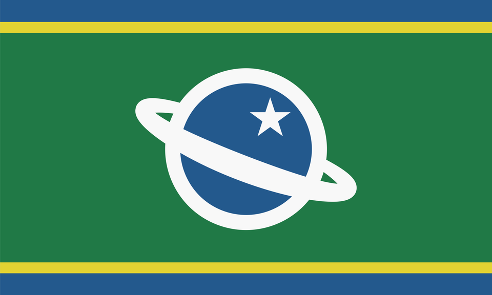 A Flag For The Interplanetary Republic Of Brazil Vexillology In 2020 Historical Flags Flag Earth Flag